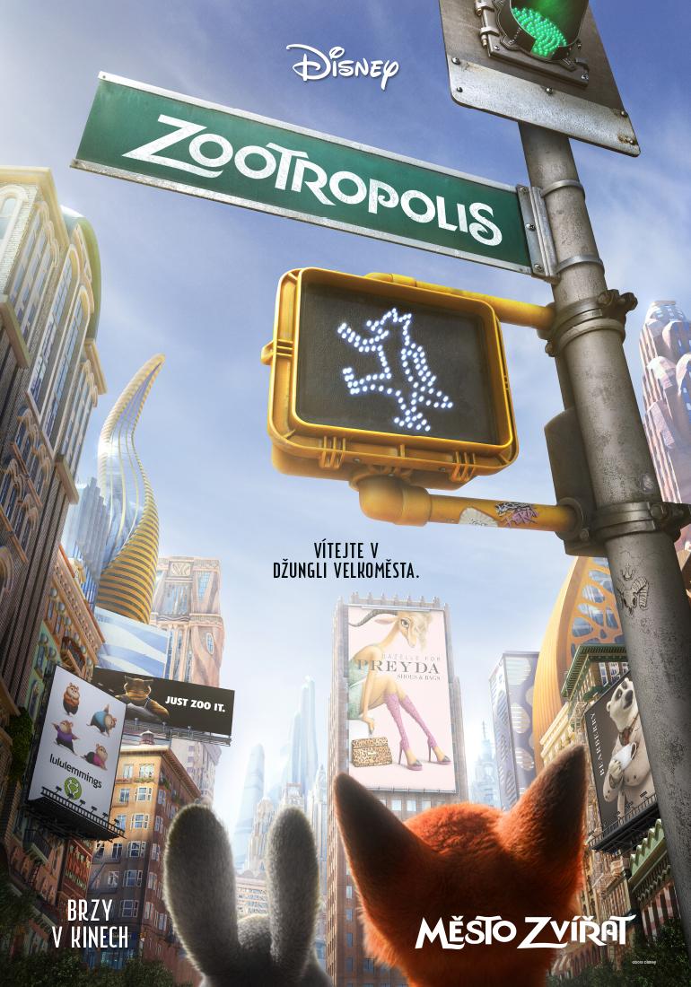 Zootropolis: Město zvířat