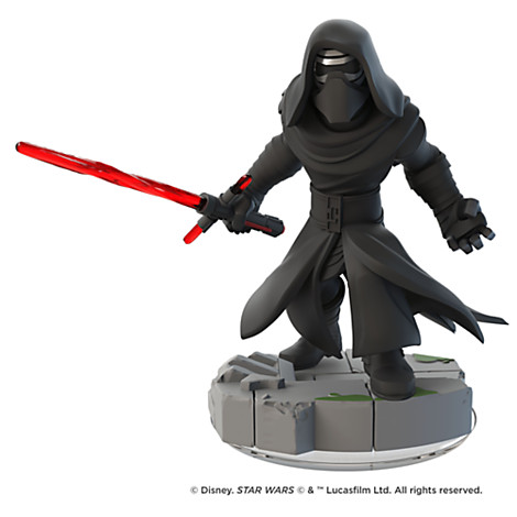 Kylo Ren Figure - Disney Infinity: Star Wars: The Force Awakens (3.0 Edition) - Pre-Order