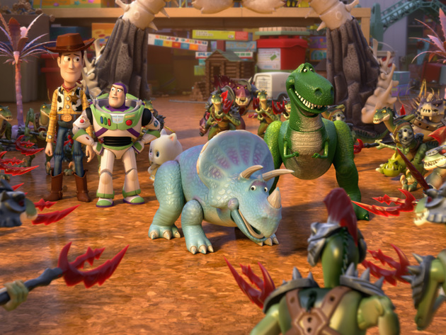 Toy Story 3 Day Care Dash : Toy story that time forgot gallery disney australia