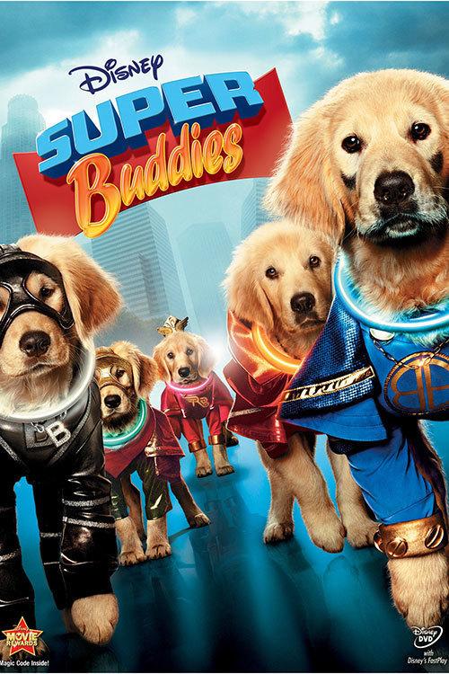 Super Buddies - As Argolas Mágicas