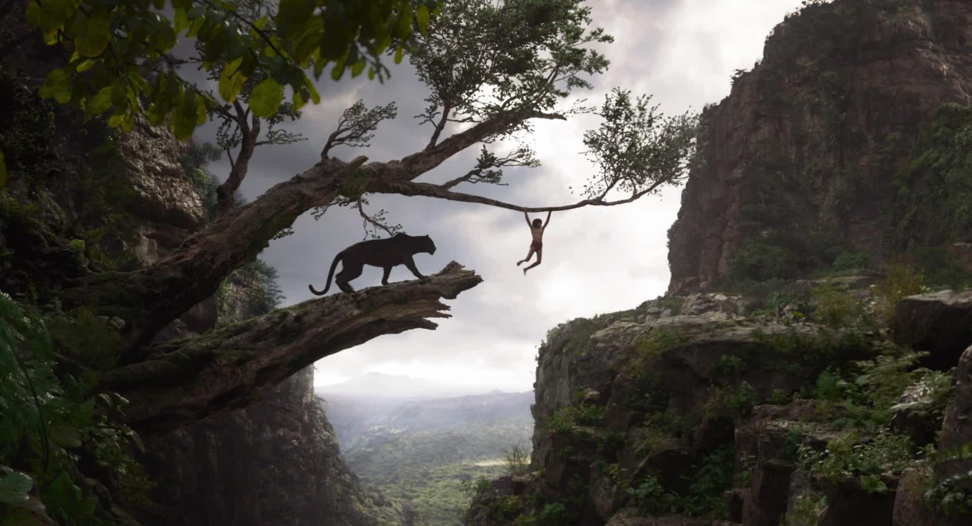 Księga dżungli - zwiastun 3