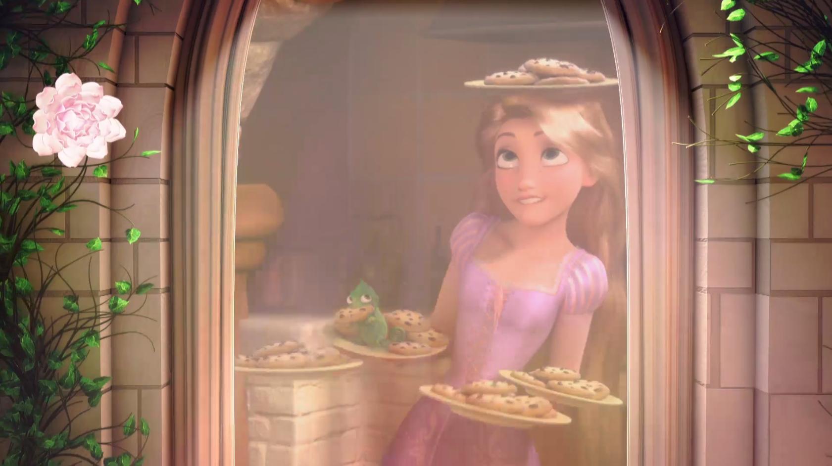 Prinsessenschool: Rapunzel