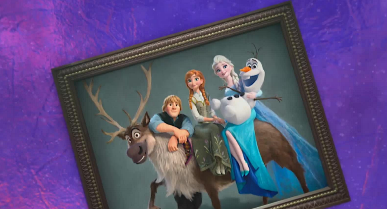 Frozen - The Best Gift of All