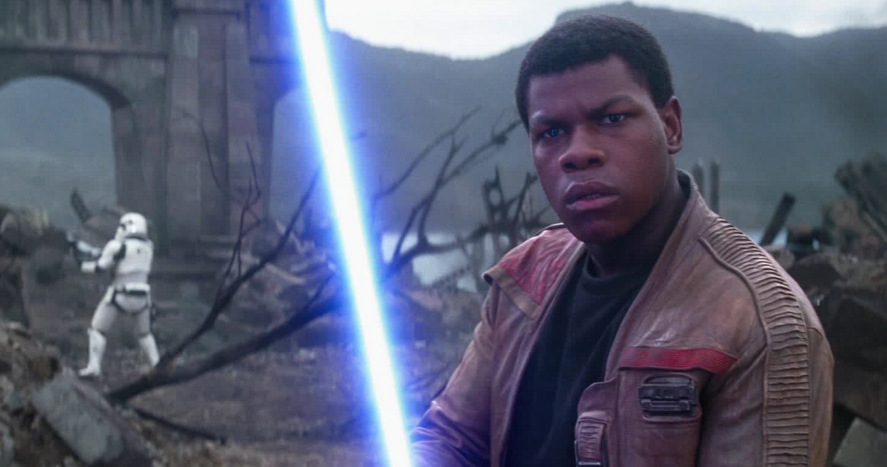 Star Wars: The Force Awakens - Featurette 'Action'
