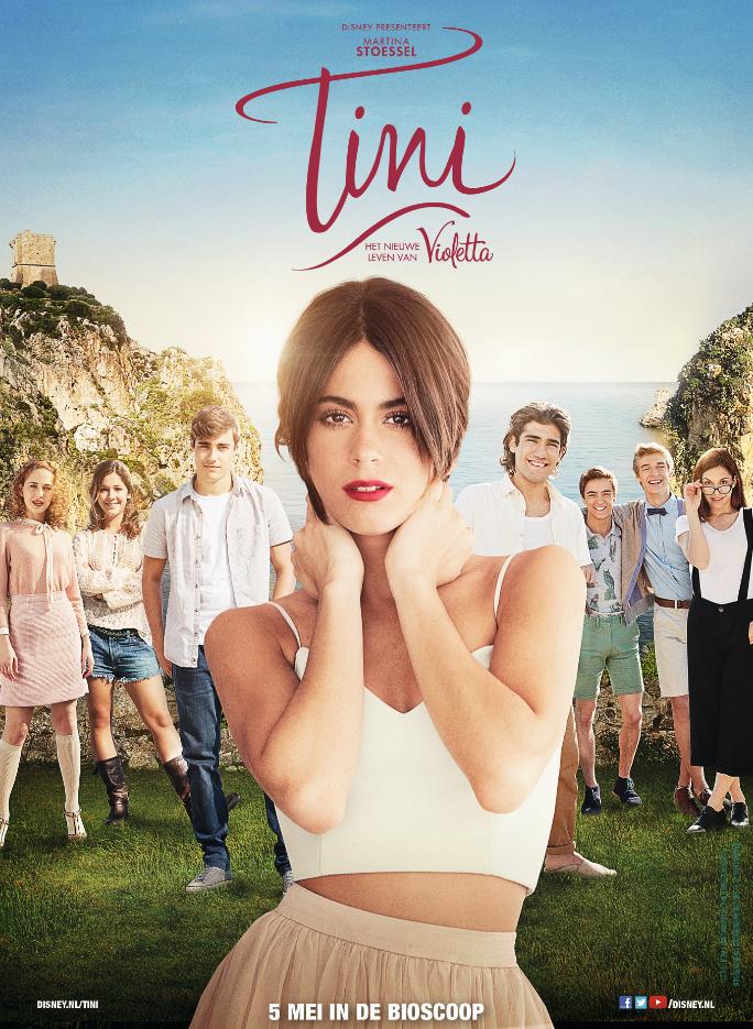 Tini- Het nieuwe leven van Violetta