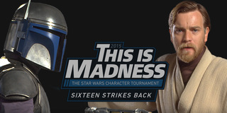 This is Madness: The Star Wars Character Tournament is on!