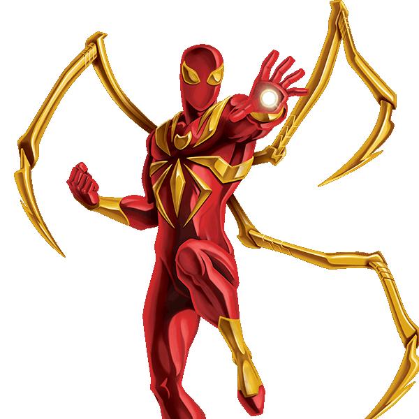 Araña de hierro