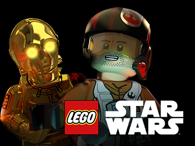 ES - Lego SW - coleccion video - game