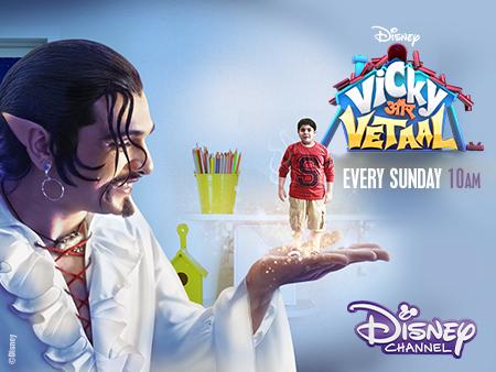Vicky and Vetaal