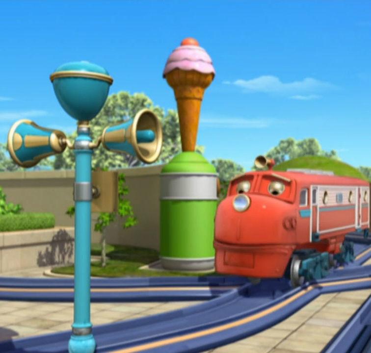 Inspector Emery/ Bubbly Olwin