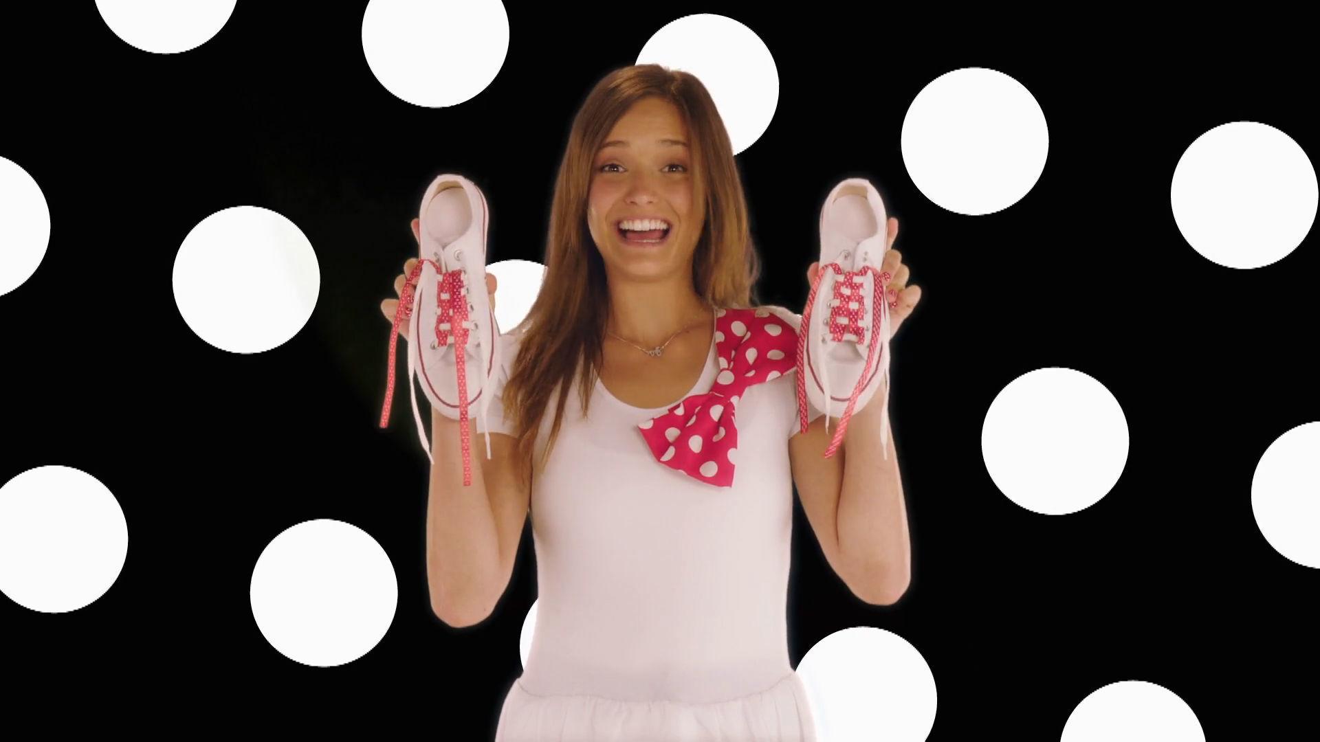 מיני ואני עם ליהי קורנובסקי - איך מכינים נעלי מיני