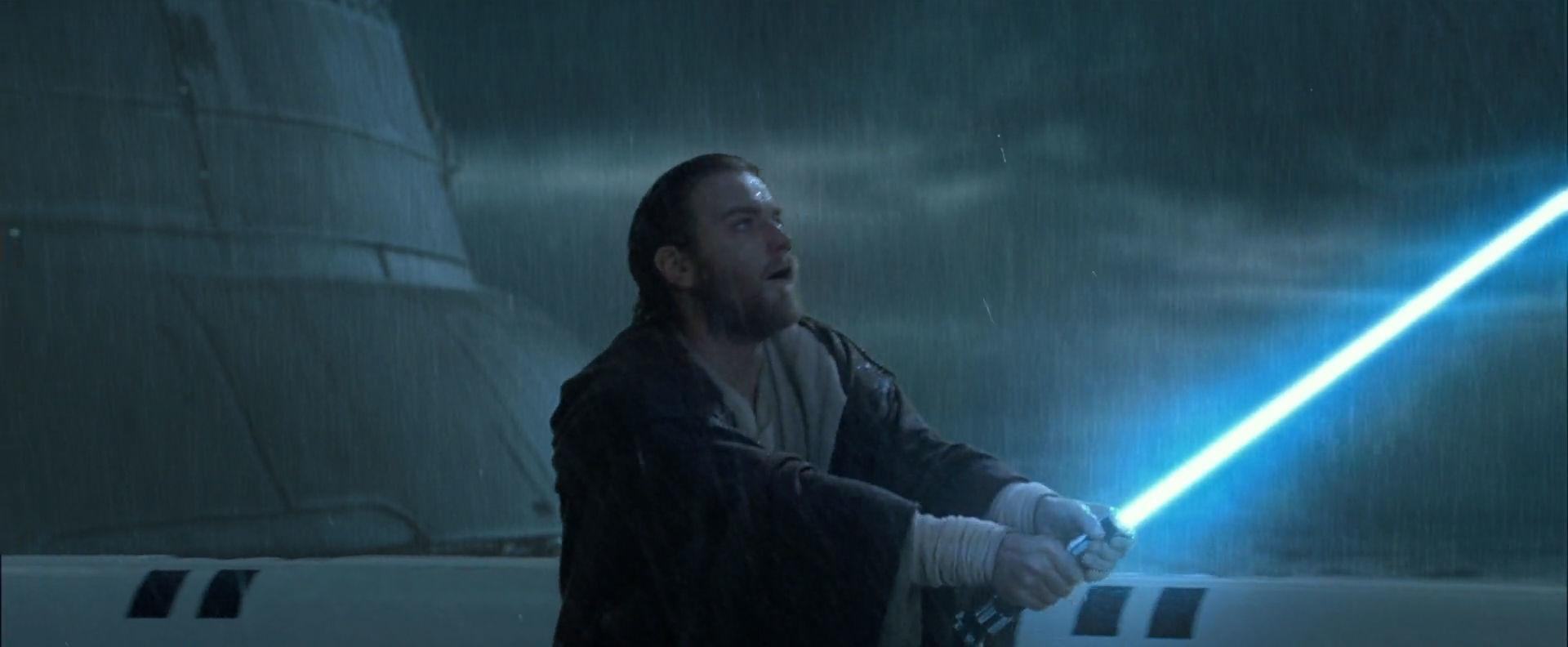 Jango Obi-Wan'a Karşı
