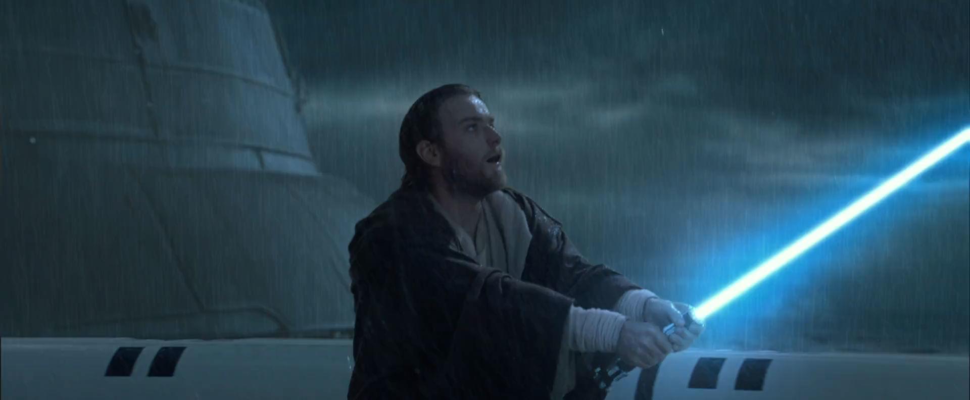 Jango Vs Obi-Wan