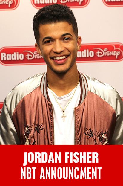 Jordan Fisher - NBT Announcement