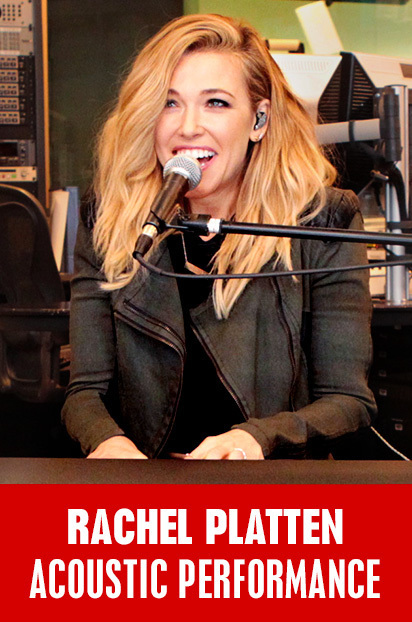 """Stand By You"" Acoustic - Rachel Platten"