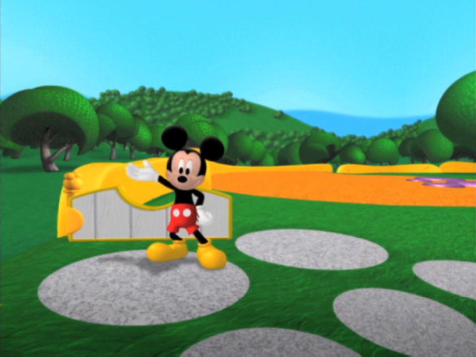 Mickey Mouse y los animales de récord:el más lento