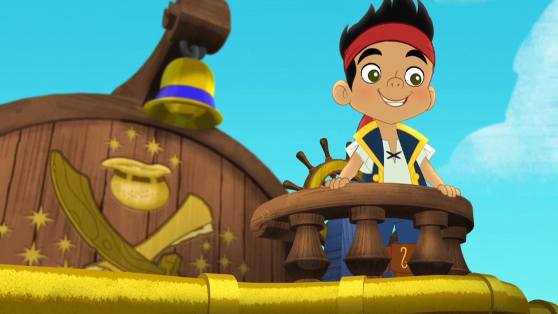 Jake y la escuela pirata de nunca jamas: Episodio 5