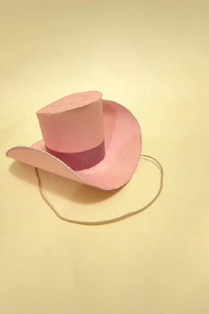 Sheriff Callie's Mini Hat