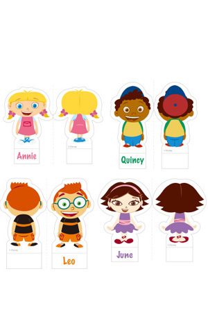 Little Einsteins Characters