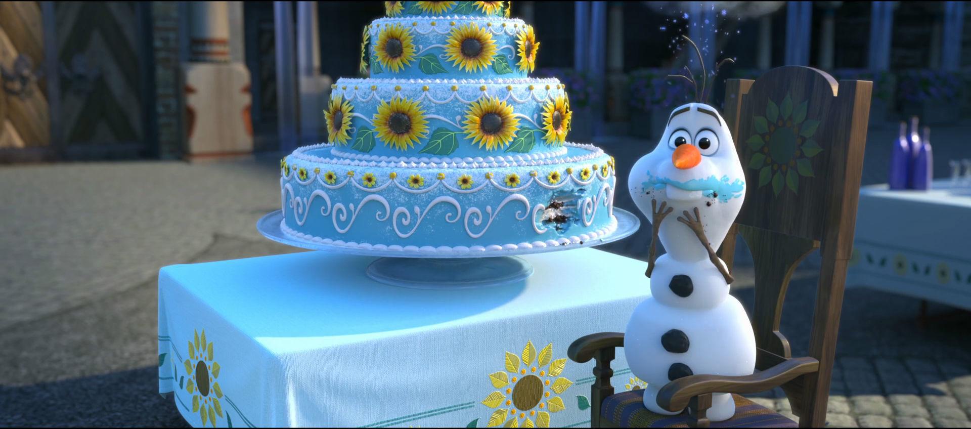 Trailer de Festa Frozen