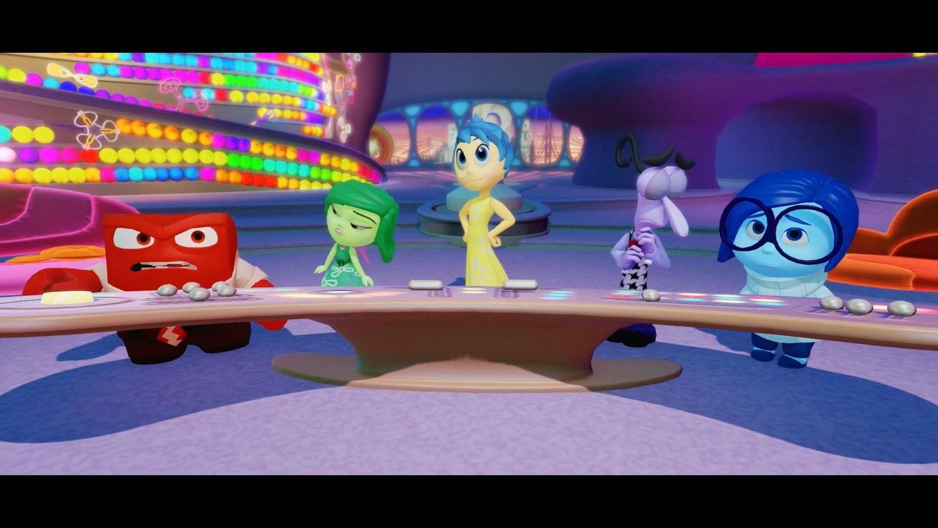 Inside Out Play Set Trailer - Disney Infinity 3.0 Edition