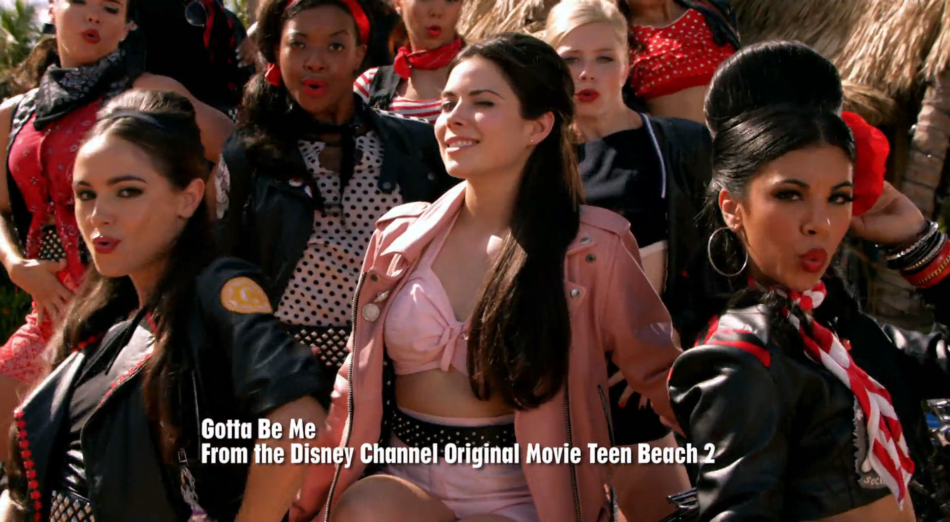 "Teen Beach 2 | ""Gotta Be Me"" Music Video | Disney Channel Official"