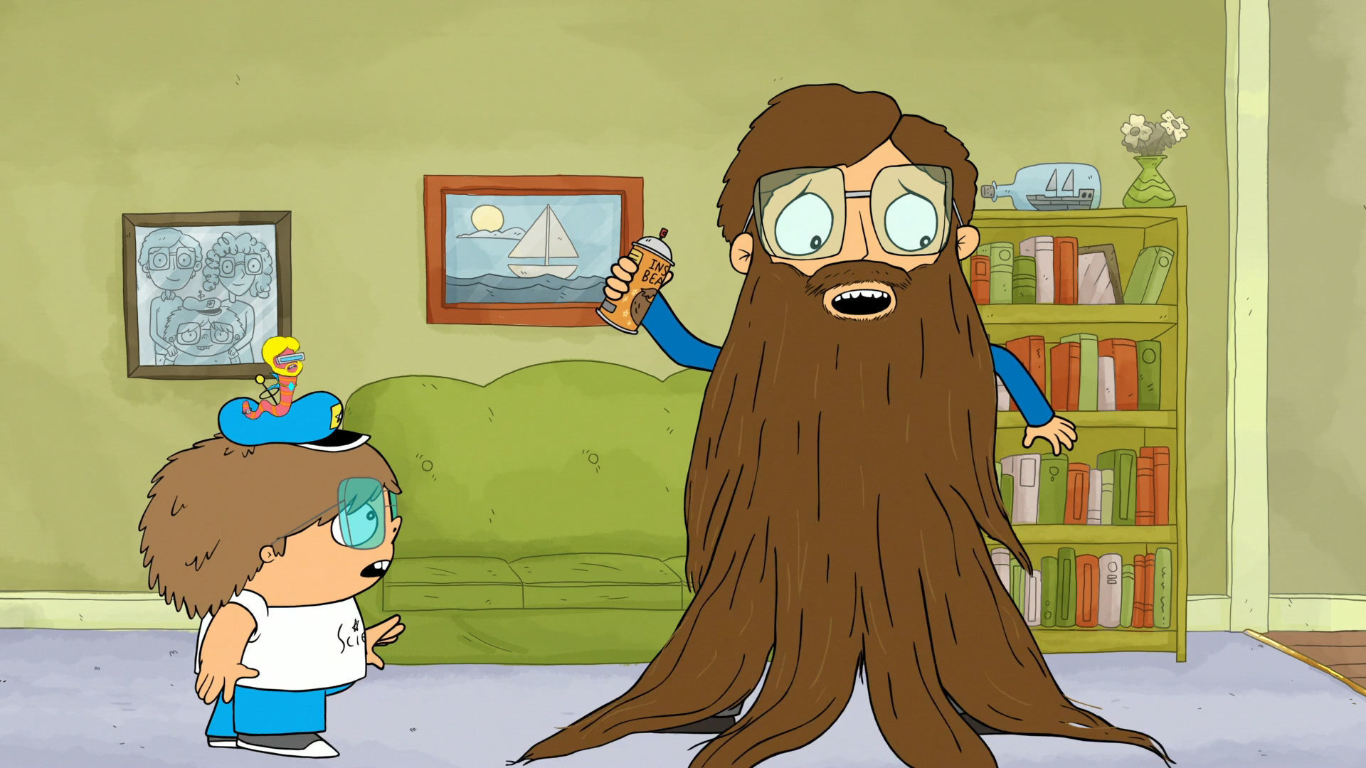 Insta-Beard