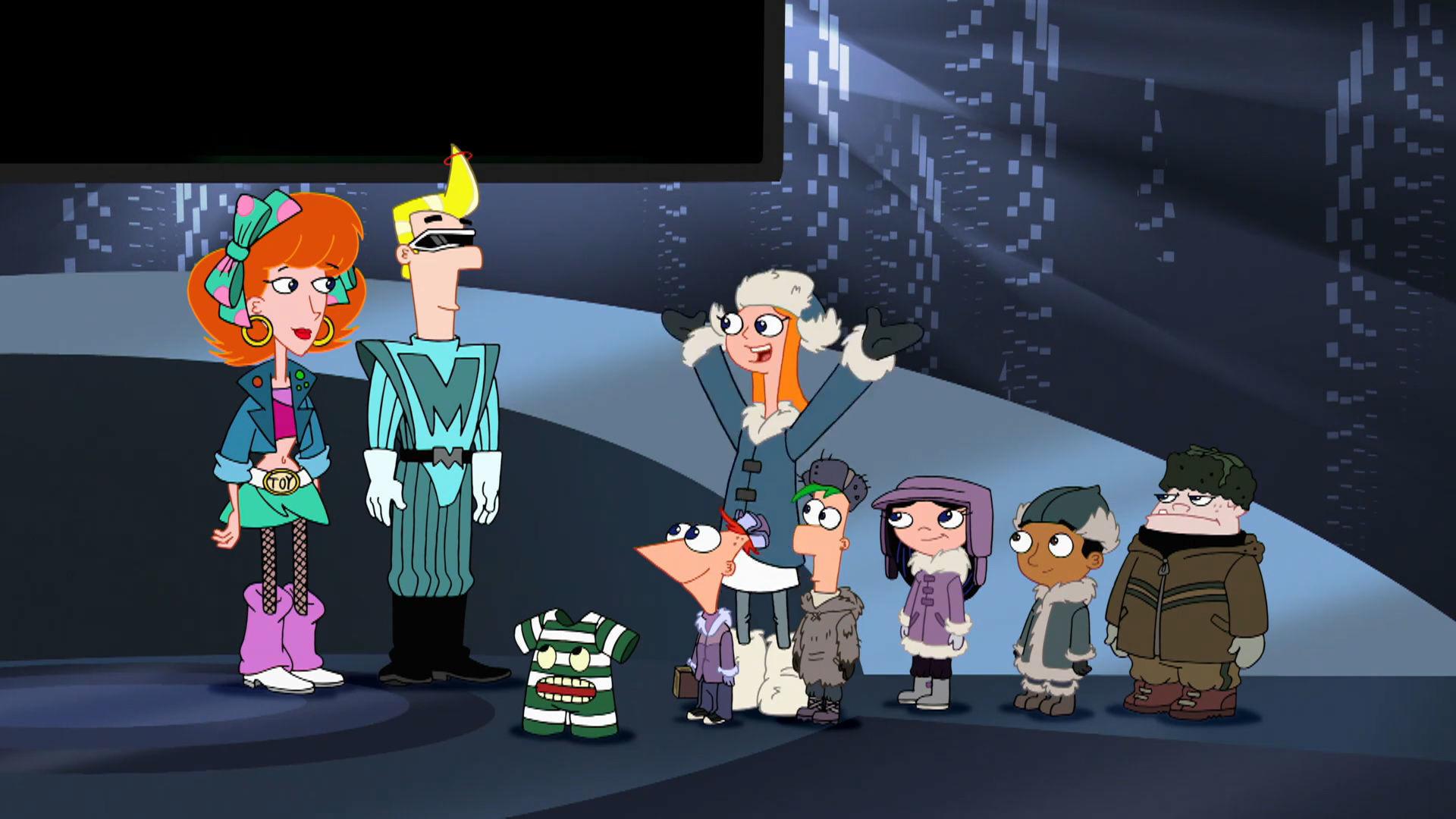 """Phineas e Ferb: """"A Balada de Klimpaloon"""""""