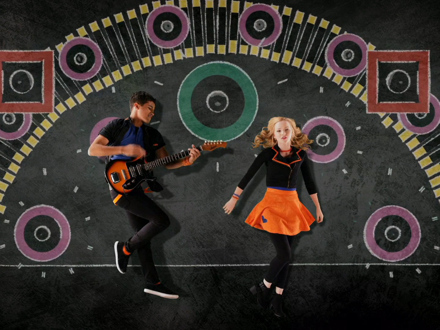 "Liv and Maddie | The Dream ""As Long As I Have You"" Music Video 