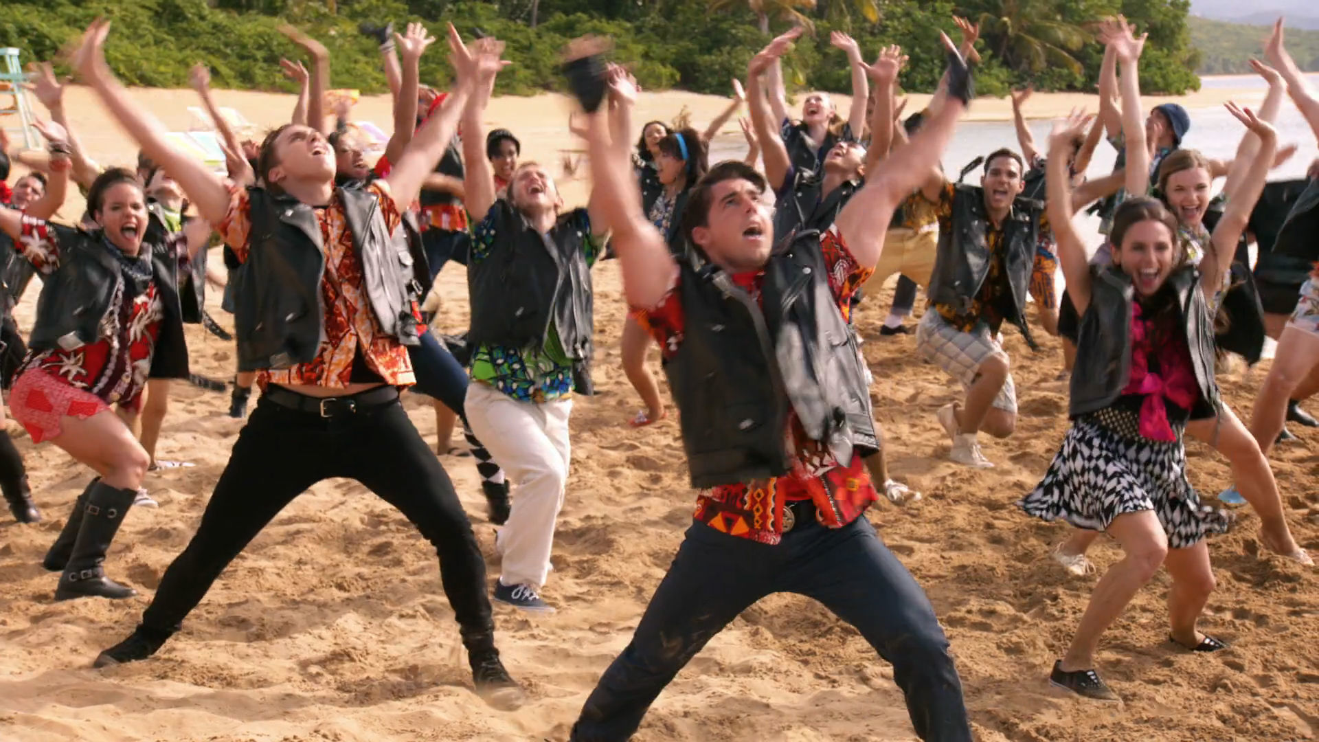 "Teen Beach 2 | ""Best Summer Ever"" Musical Number 