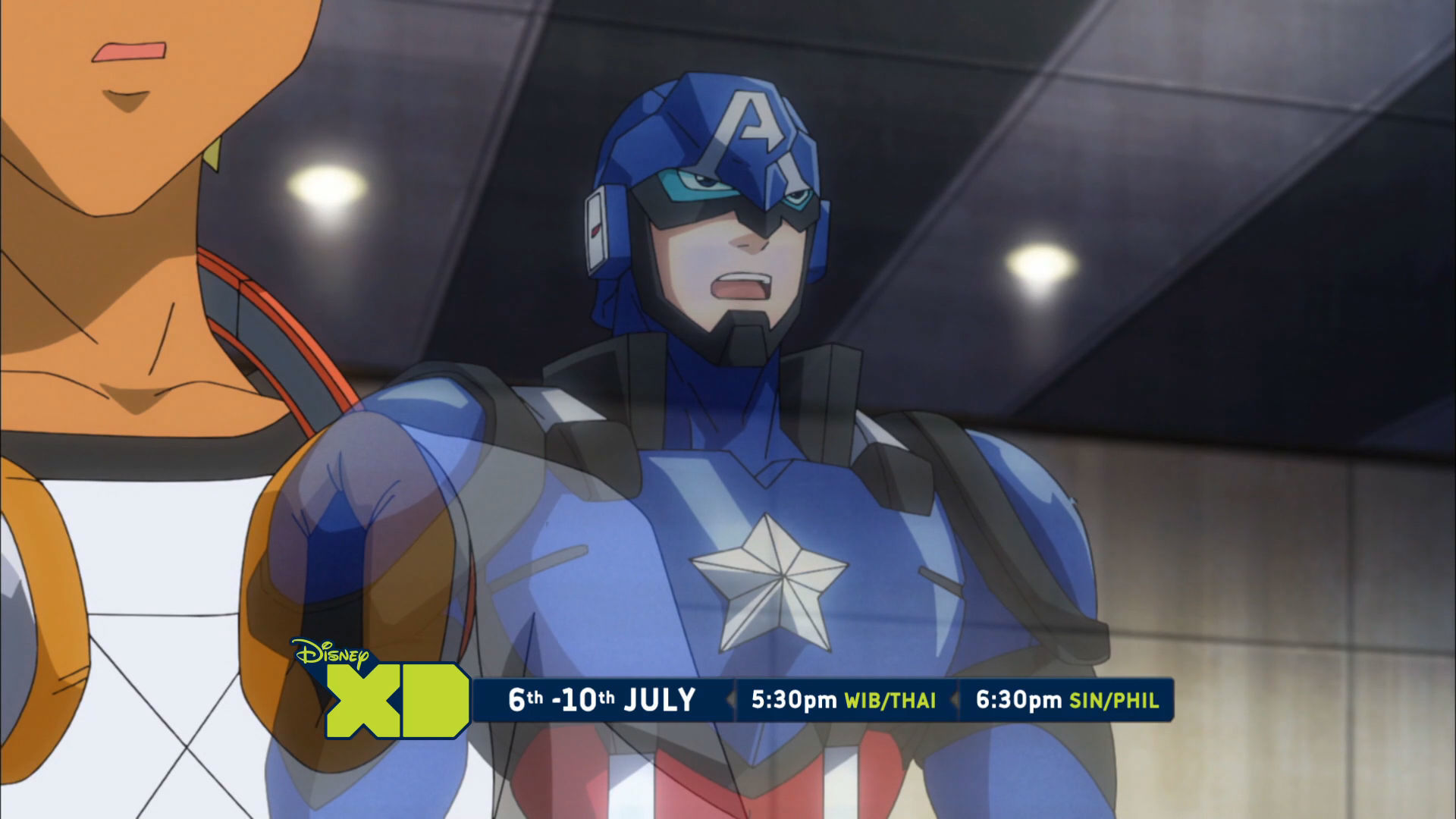 Marvel Disk Wars: The Avengers - Sneak Peek 2