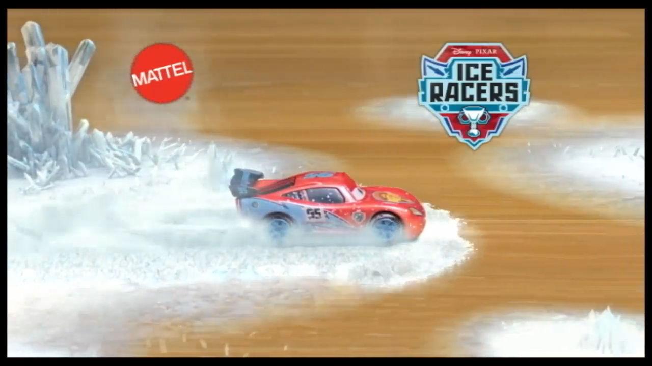 Ice Racers with Disney-Pixar Cars