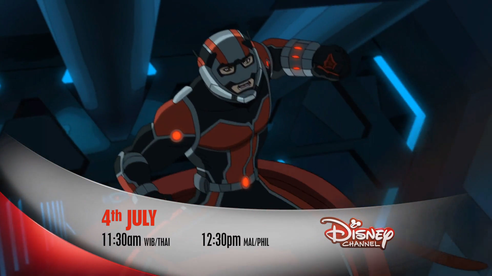 Marvel Super Hero Mania on Disney Channel