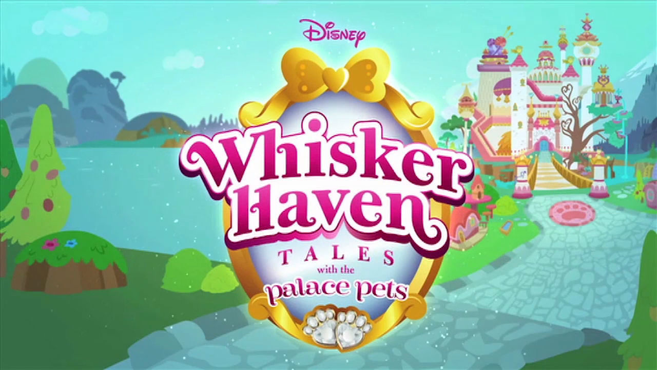 Palace Pets in Whisker Haven Tales