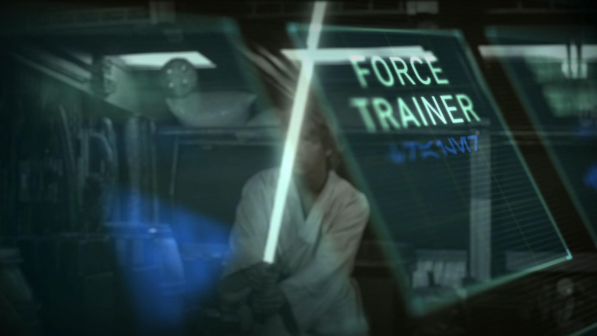 Star Wars App Trailer