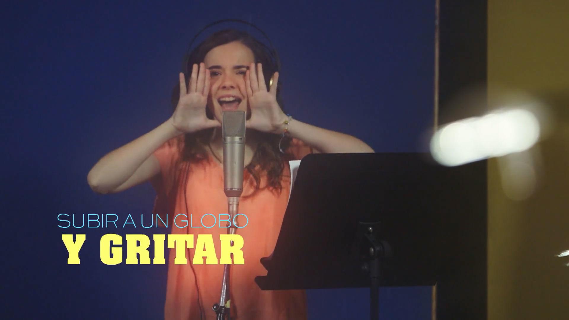 Videoclip Marina Orta - Quiero (Lyric version)