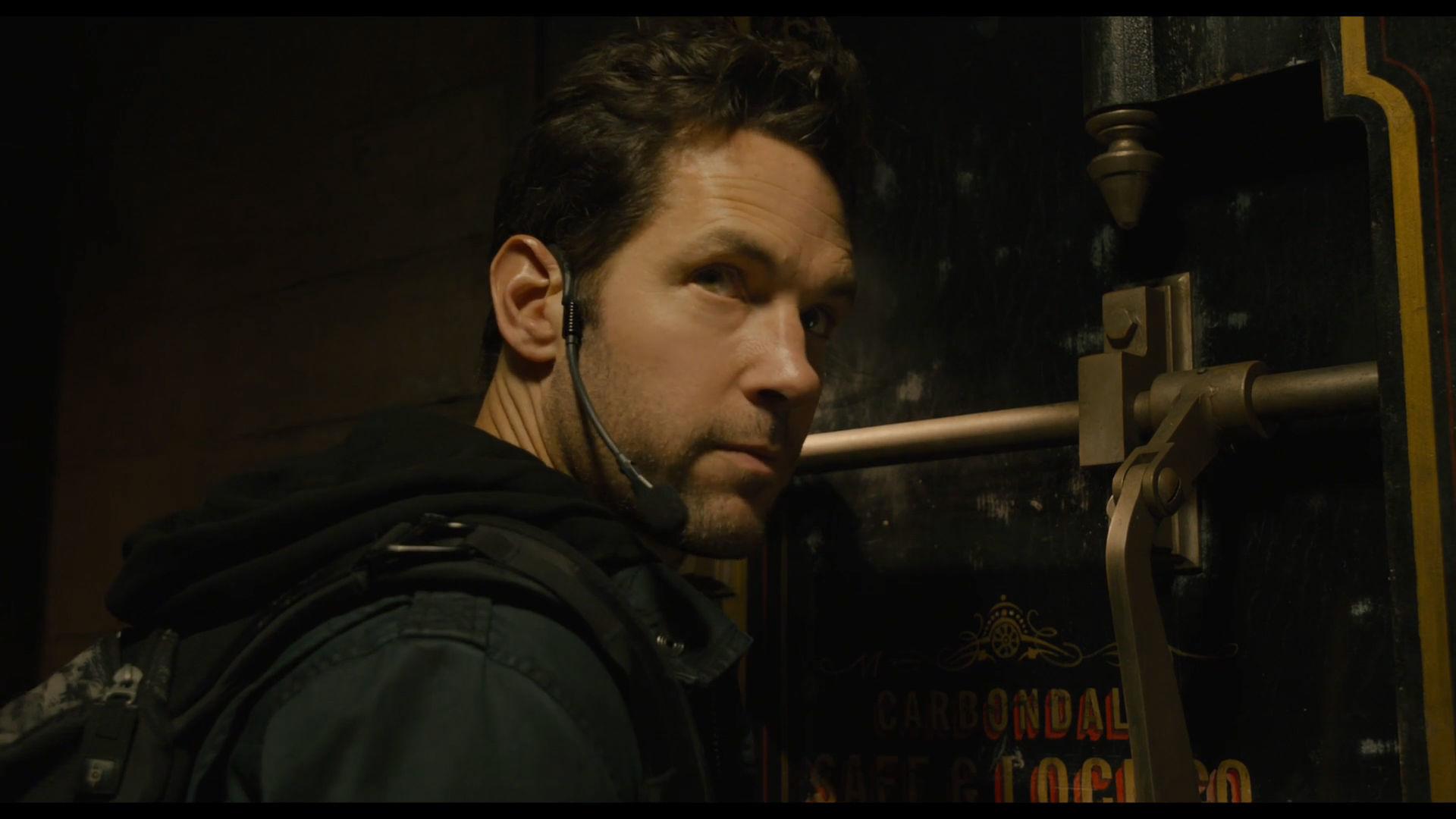 Marvel's Ant-Man - La rapina