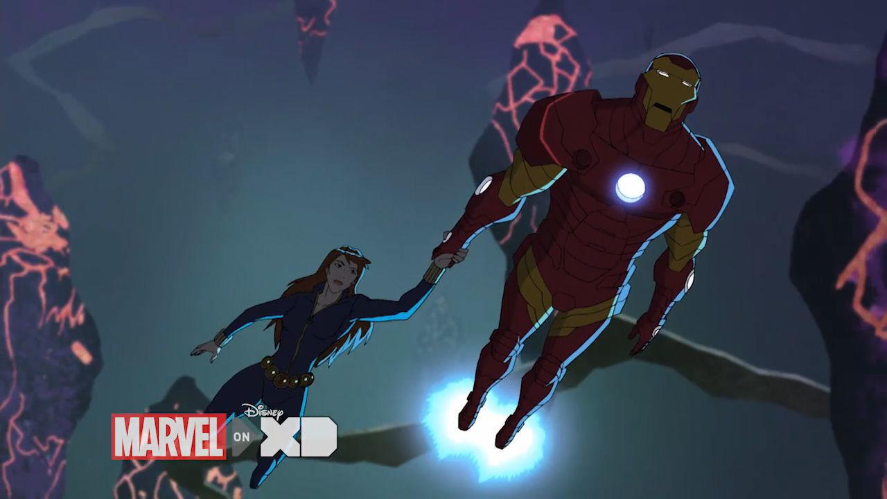 Avengers Assemble - bekæmper sig selv