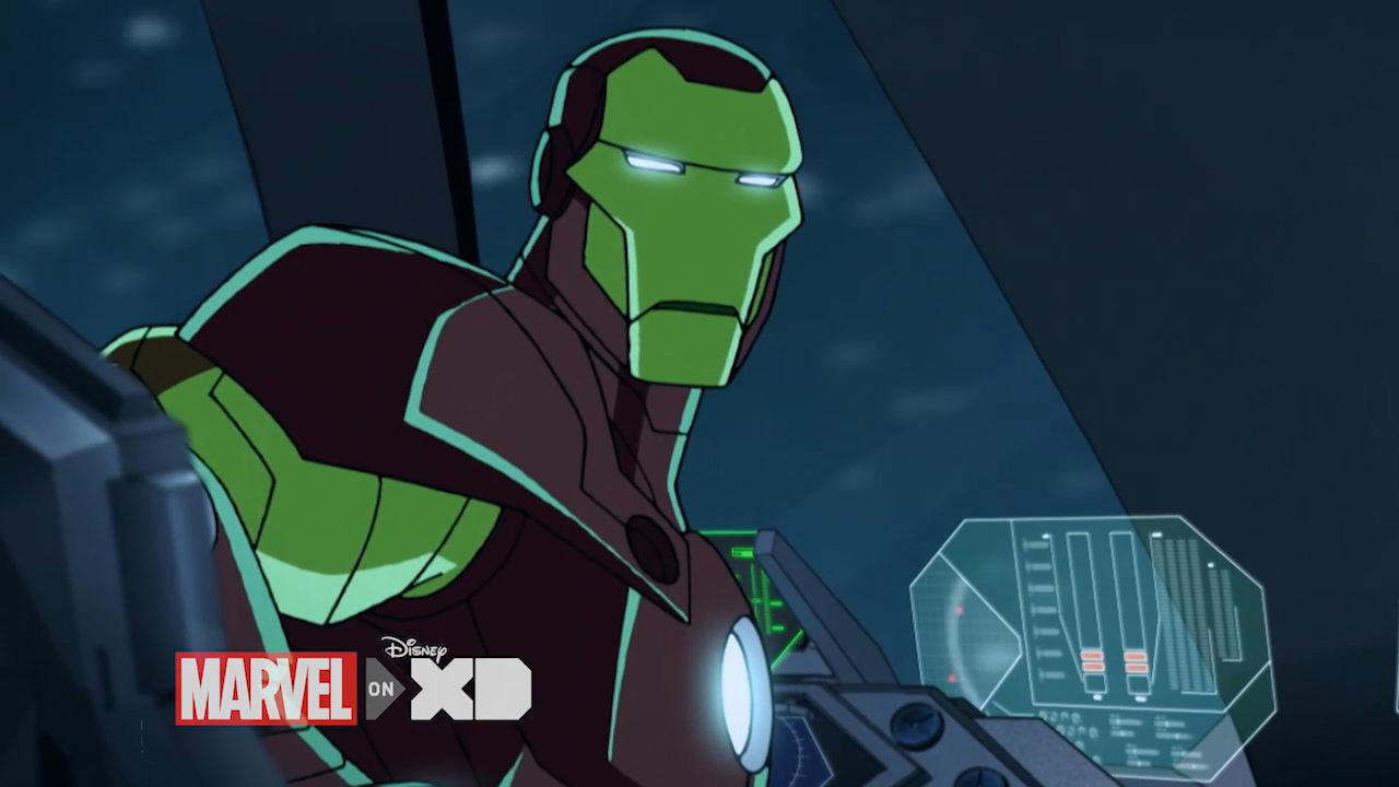 Avengers Assemble - En iskold kamp