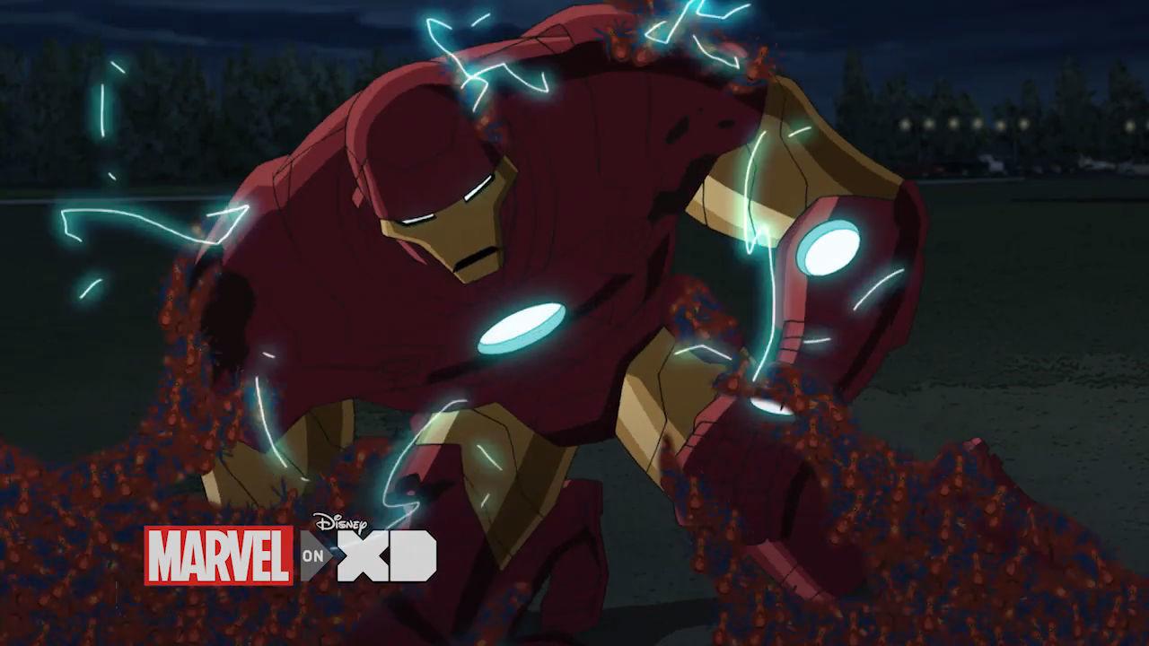 Ultimate Spider-Man - En sværm af ondskab