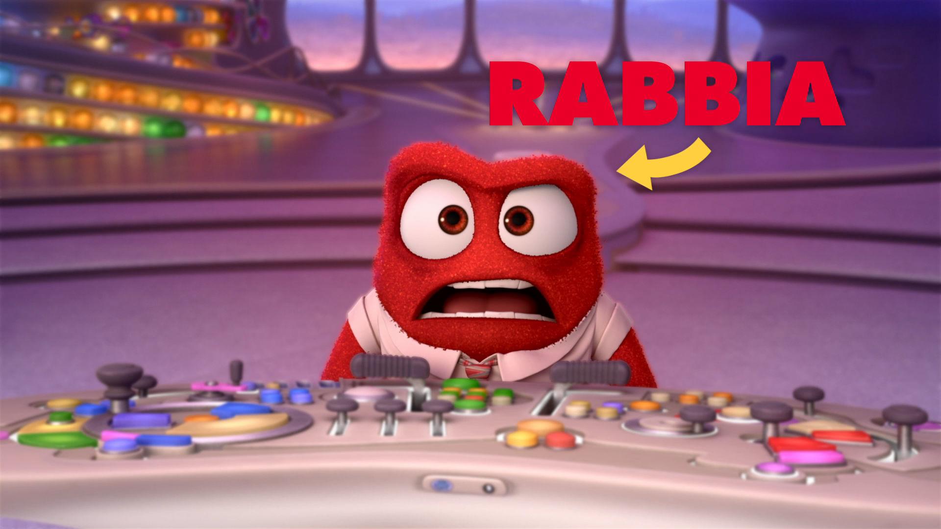 Inside Out - (Ri)Conosci Rabbia
