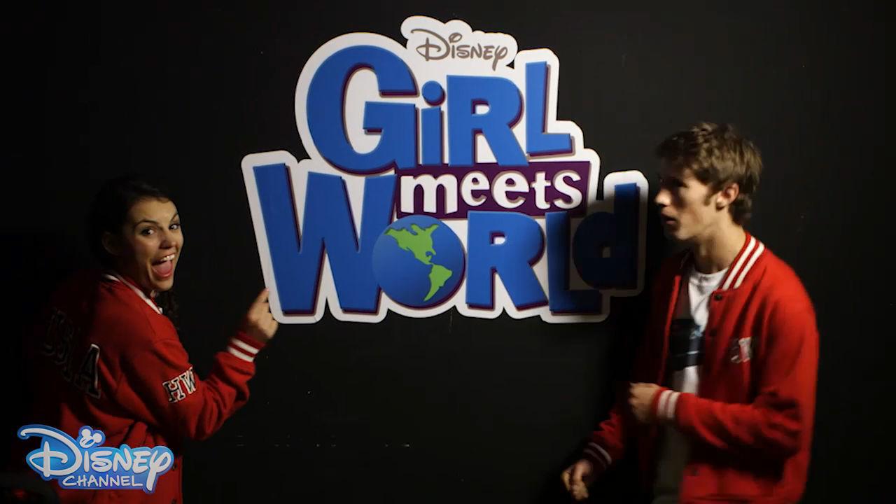 Girl Meets World Set Tour