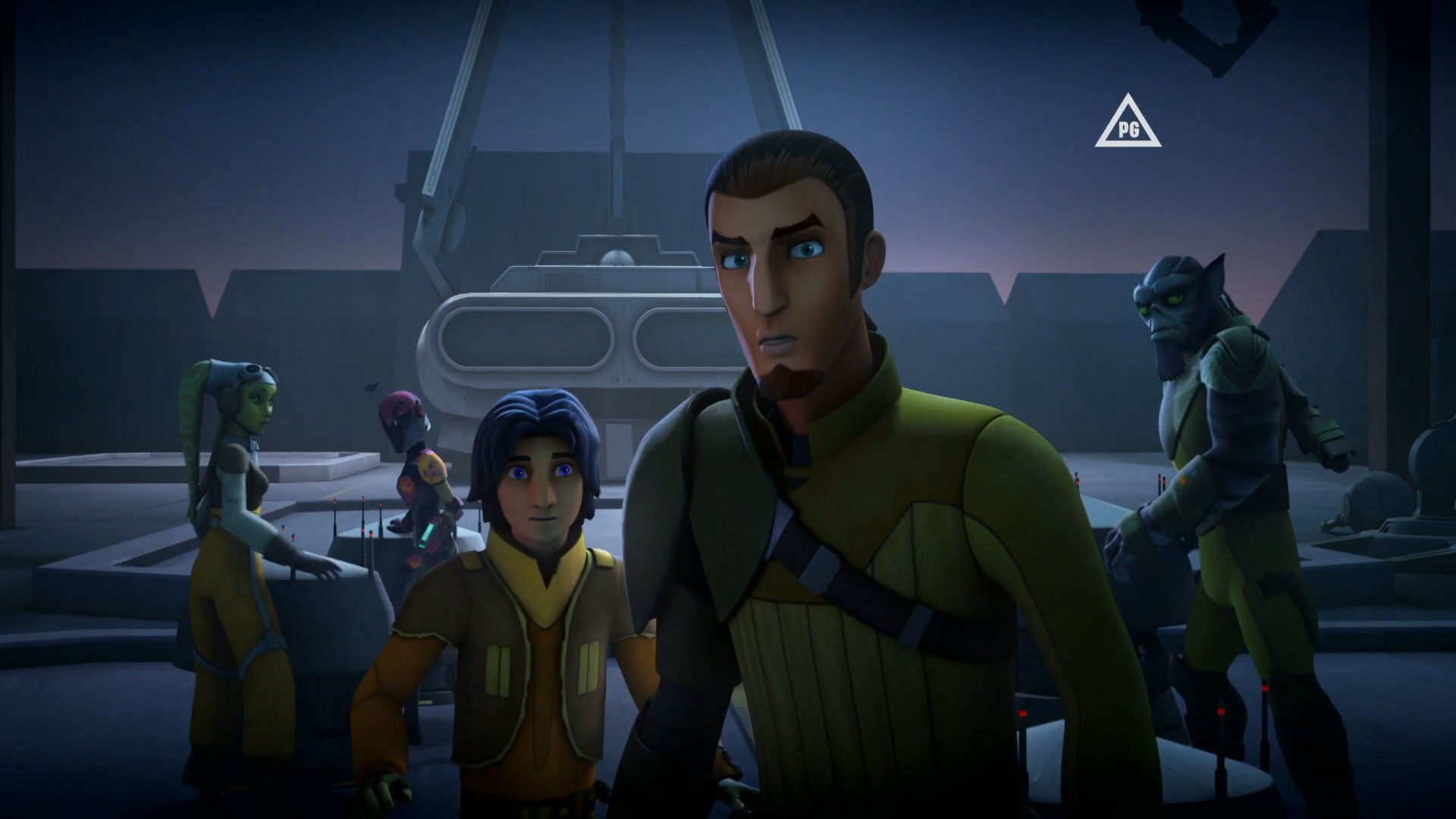 Star Wars Rebels Season 2 Teaser