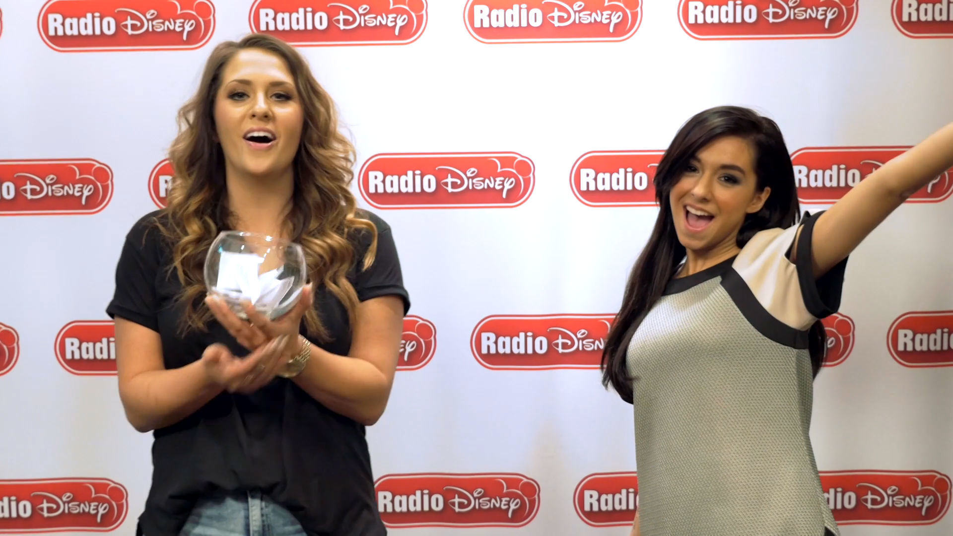 Charades with Christina Grimmie - Radio Disney