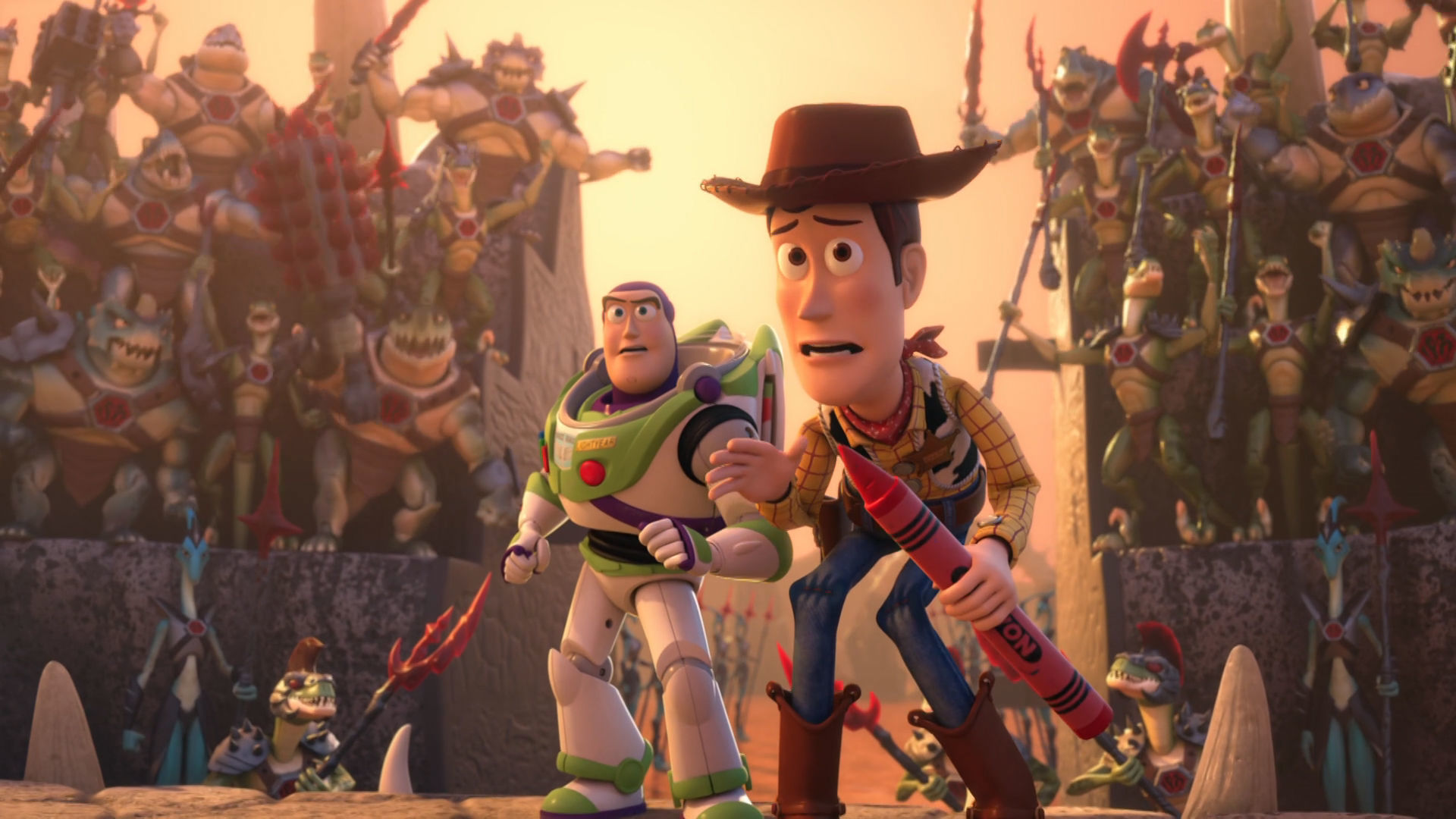 Toy Story That Time Forgot - in Blu-ray, Digital HD & Disney Movies Anywhere
