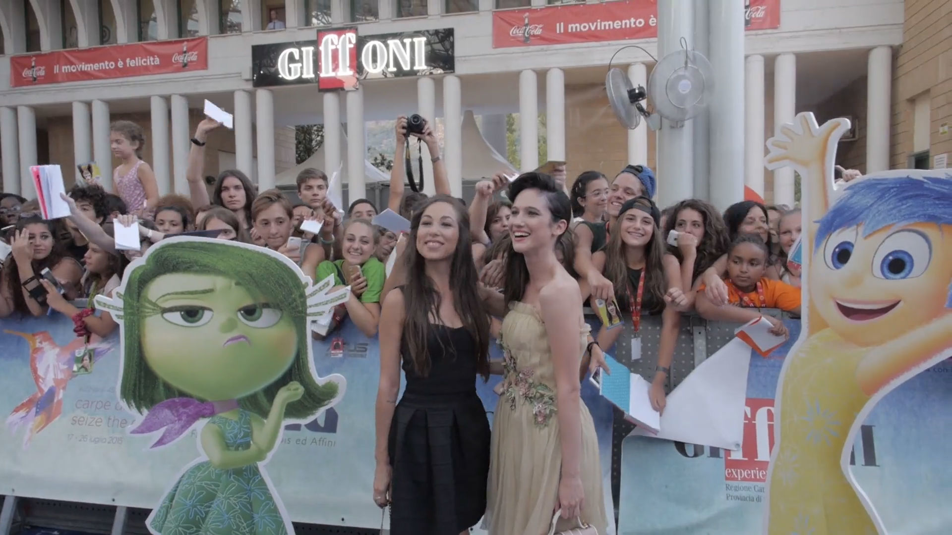 Inside Out al Giffoni film festival