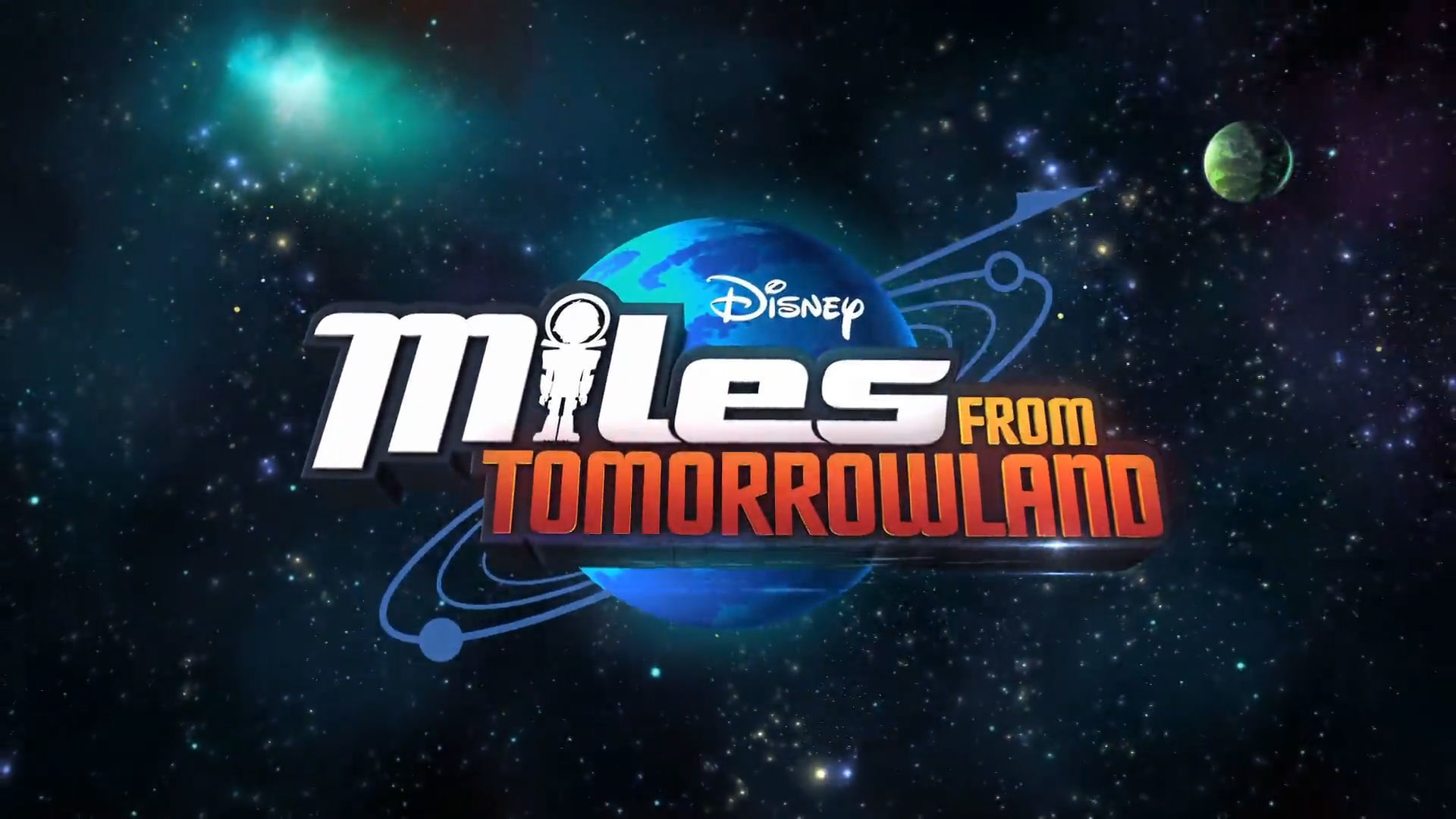 Miles from Tomorrowland Premieres on Disney Junior