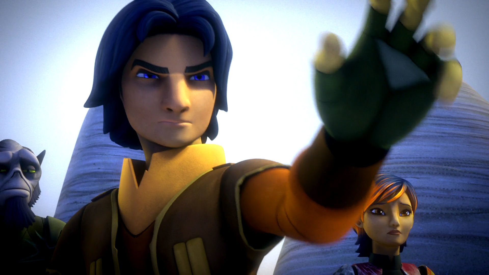 Star Wars Rebels: Ezra