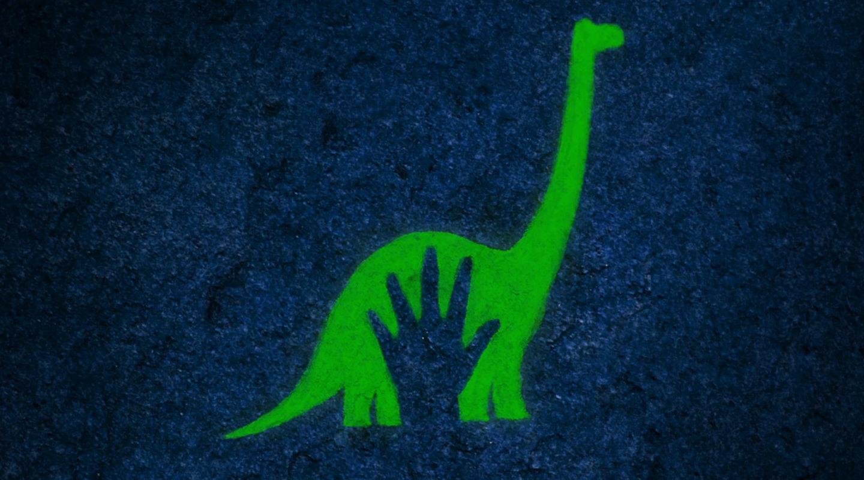 Hodný dinosaurus - Trailer