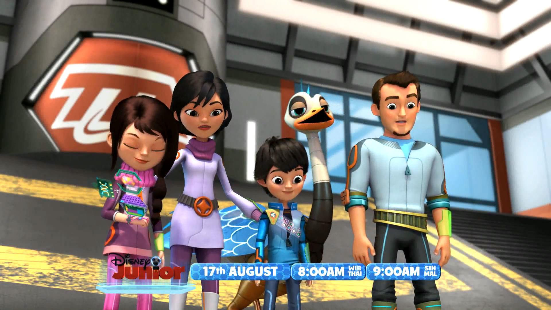 Disney Junior's Space Adventurers